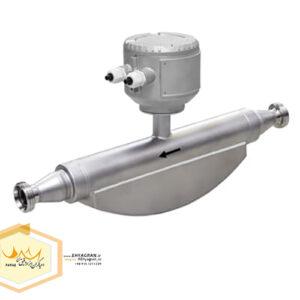 Coriolis mass flowmeter CoriolisMaster FCH130 and FCH150