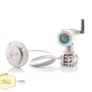 Differential pressure transmitter with remote diaphragm seal 266DRH